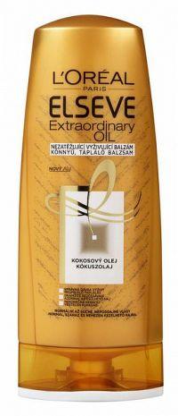 L'Oréal Elséve Extraordinary Oil COCO vyživující balzam na vlasy 400 ml