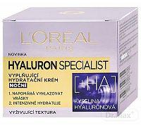 L´OREAL HYALURON SPECIALIST NOČNÝ hydratačný krém 1x50 ml