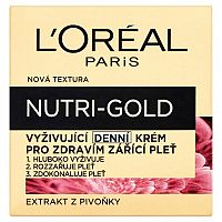 L'Oréal Nutri-Gold vyživujúci denný krém 50 ml