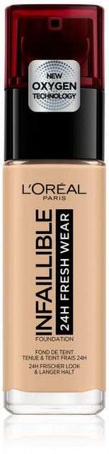 L'Oréal Paris Infaillible 125 Natural Rose 1 kus