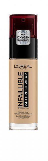 L'Oréal Paris Infallible dlhotrvajúci tekutý make-up 200 (RENO 200 M-UP) 1x30ml