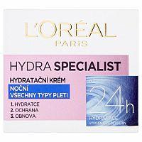 L'Oréal Triple Active nočný krém všechny typy pleti 50 ml