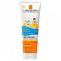 LA ROCHE-POSAY ANTHELIOS Derm.ped. Milk 50+ opaľovacie mlieko (M9167400) 1x250 ml
