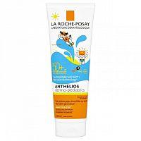 LA ROCHE-POSAY ANTHELIOS Derm.ped. WET 50+ R17 opaľovacie mlieko (M9162100) 1x250 ml
