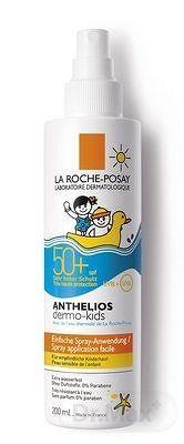 LA ROCHE-POSAY ANTHELIOS DERMO-KIDS SPRAY SPF 50+ Dermopediatrický sprej (M4645902) 1x200 ml