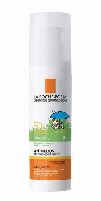 La Roche Posay Anthelios Dermo-Pediatrics Lotion mlieko na opaľovanie pre deti a dojčatá SPF50+ 50 ml