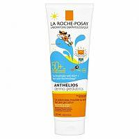 LA ROCHE-POSAY ANTHELIOS Dermo-pediatrics WET 50+ R17 opaľovacie mlieko (M9162100) 1x250 ml