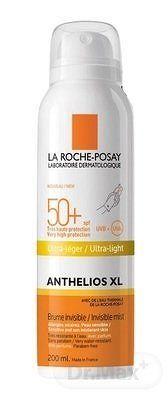 LA ROCHE-POSAY ANTHELIOS XL Invisible mist SPF50+ telový sprej 1x200 ml
