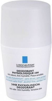 LA ROCHE-POSAY DEO PHYSIO ROLL-ON (M1034100) 1x50 ml
