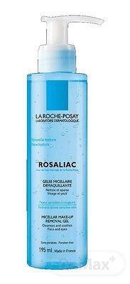 LA ROCHE-POSAY ROSALIAC micelárny odličovací gél (M0687400) 1x195 ml