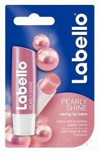 Labello PEARLY SHINE - perleťová balzam na pery 1x4,8 g