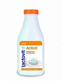 Lactovit Activit Sprchový gel s aktívnou ochranou 1x500 ml