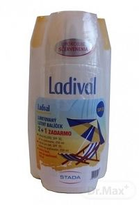 Ladival Alllerg gel SPF30 200 ml