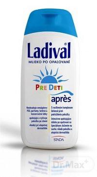 LADIVAL Children - apres - mlieko po opaľovaní 1x200 ml