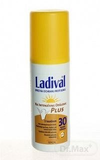 Ladival P+T Plus SPF 30 sprej na ochranu proti slnku 1x150 ml
