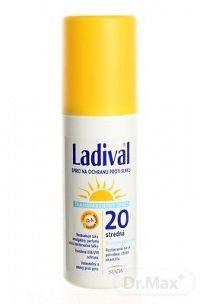 LADIVAL Transparent Spray 20LF transparentný sprej na ochranu proti slnku 1x150 ml
