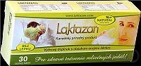 LAKTAZAN tablety tbl enzým laktáza s príchuťou mäty 1x30 ks