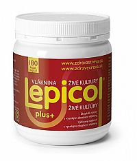 LEPICOL PLUS+ kapsuly 1x180 ks