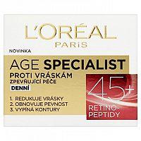LOREAL Age Specialist 45+ denný krém proti vráskam, 50 ml