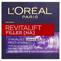 LOREAL Dermo Revitalift Filler HA denný krém, 50 ml