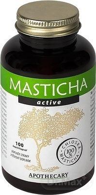 MASTICHA ACTIVE - Apothecary 100 kapsúl