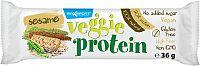 Maxsport Veggie protein sesame tyčinka 36 g