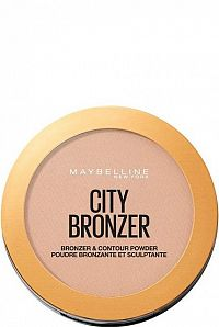Maybelline City bronzer MEDIUM WARM BRONZER 1 kus