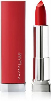 Maybelline Color Sensational Made For All RED rúž 1 kus