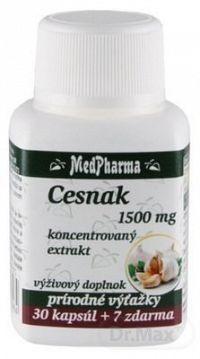 MedPharma CESNAK 1500 mg cps 30+7 (37 ks)