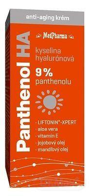 MedPharma PANTHENOL HA krém anti-aging 1x50 ml