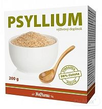 MedPharma PSYLLIUM prášok 1x200 g