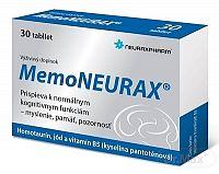 MemoNEURAX tbl 1x30 ks