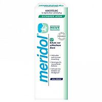 MERIDOL HALITOSIS SAFE BREATH ÚSTNA VODA bez alkoholu 1x400 ml