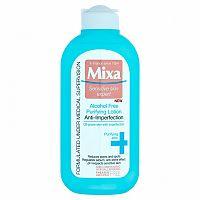 Mixa čistiace a zmatňující pleťová voda bez alkoholu 200 ml