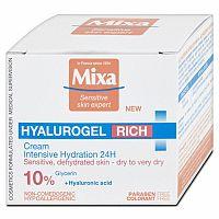 Mixa Hyalurogel Rich Cream 1x50ml