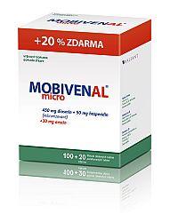 Mobivenal Micro 120 tabliet
