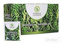 MORINGA Caribbean Tea - drvené listy čaj, nálevové vrecká 20x1,8 g (36 g)