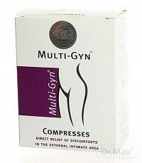 MULTI-GYN ANAL COMPRESSES obklad proti hemoroidom 1x12 ks