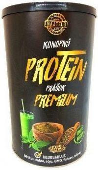 NAJTELO konopný proteinový prášok 500 g