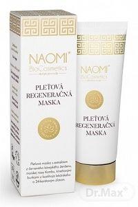 Naomi BioCosmetics pleťová regeneračná maska 75 ml