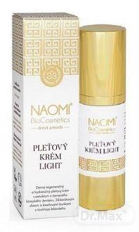 Naomi BioCosmetics pleťový krém Light 30 ml