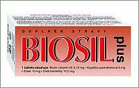 NATURVITA BIOSIL PLUS 60 tabliet