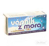 NATURVITA VÁPNIK Z MORA + vitamín D3 tbl 1x60 ks