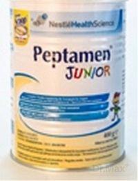 Nestlé Peptamen JUNIOR Vanilla plv 1x400 g