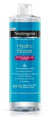 NEUTROGENA Hydro Boost Micelárna voda 3v1 1x400 ml