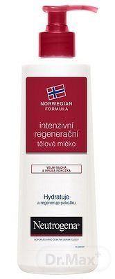 NEUTROGENA NR Intenziv. regeneračné telové mlieko 1x250 ml