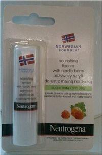 NEUTROGENA NR Výživný balzam pery Nordic Berry 1x4,9 g