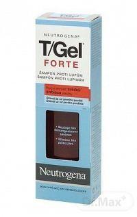 NEUTROGENA T/Gel Forte šampón silné svrbenie 1x125 ml
