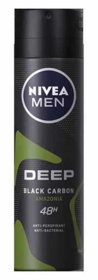 NIEVA Men Deep Amazonia 150 ml antiperspirant - sprej