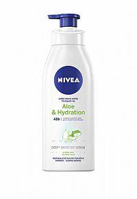 Nivea Aloe Hydration lehké tělové mléko 400 ml